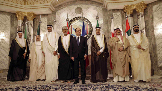Gulf summit urges support for Yemen, Egypt