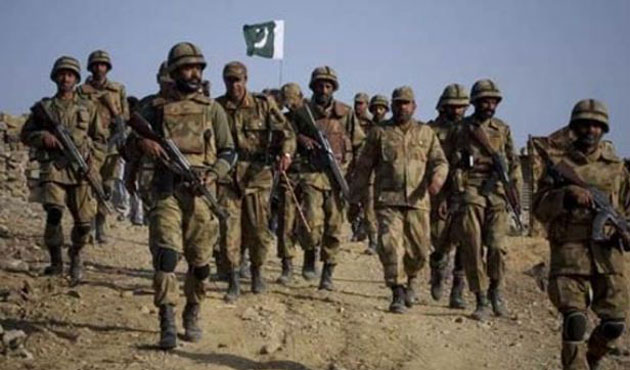 Pakistani forces rescue 7 kidnapped policemen