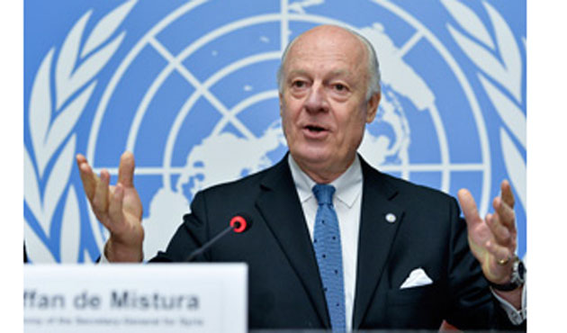 UN hints at aid airdrops in Syria