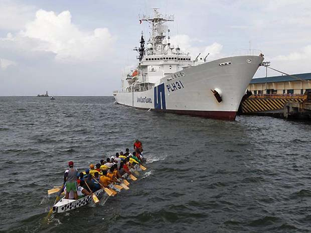 Philippines, Japan coast guards hold anti-piracy drills