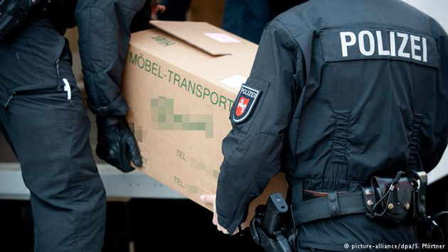 Germany: 4 arrested over planned attacks on Muslims