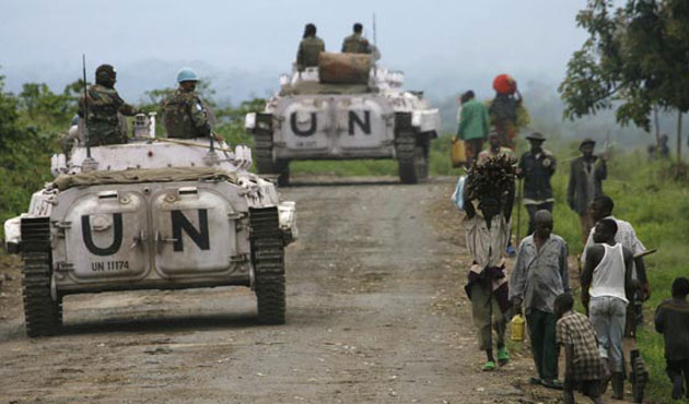 2 Tanzanian U.N. peacekeepers killed in Congo