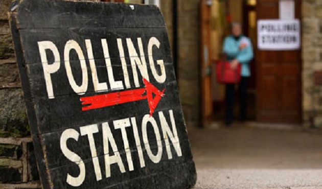 Voters go to polls in UK's general election