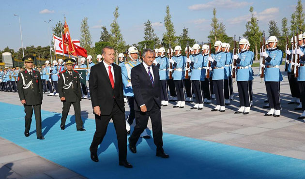 Erdogan: Permanent solution to Cyprus issue benefits all