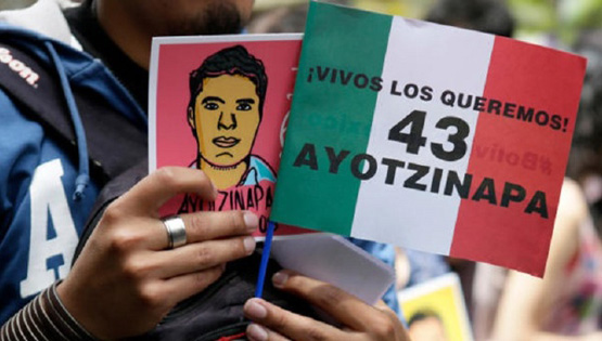Mexican policeman arrested over 43 missing students