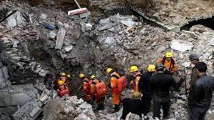 Fire at Chinese pyrite mine kills 5