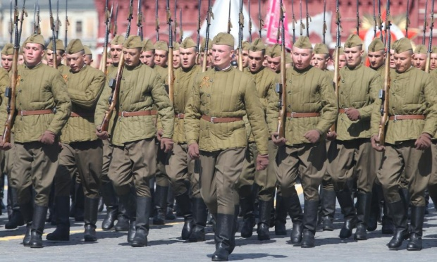 China invites Russian troops to march in WWII parade