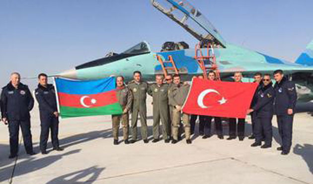 Turkey, Azerbaijan start joint military exercise