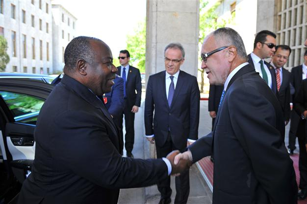 Gabon to open embassy in Turkey in 2015