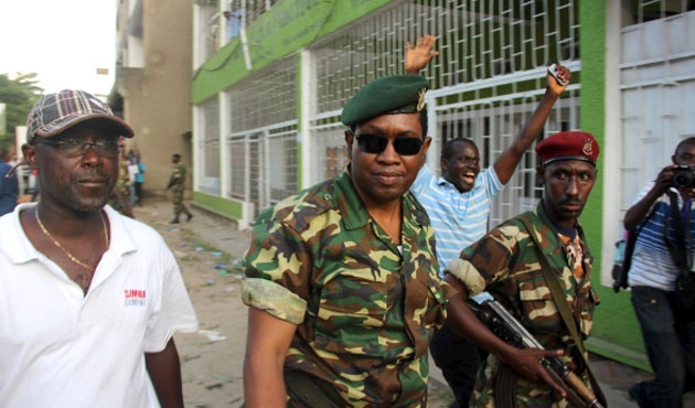 Burundi president condemns coup, forgives soldiers