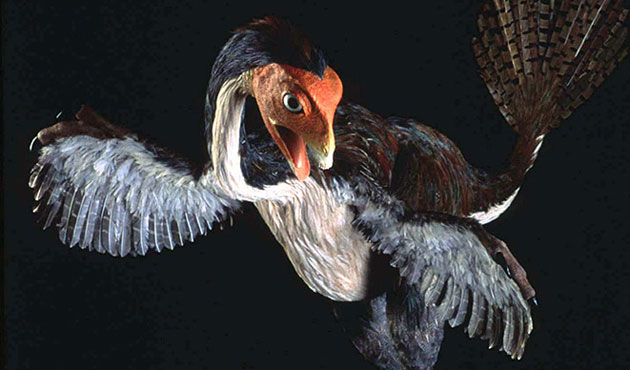 Scientists created 'Dino-chickens' in lab