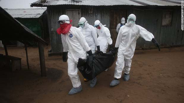 Guinea Ebola climbs due to transmissions at funerals