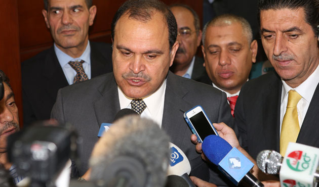 Jordan's interior minister resigns, police chiefs dismissed