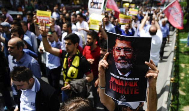 Turkey to work at int. level on Morsi execution