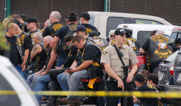 Nearly 200 arrested in Texas over shooting