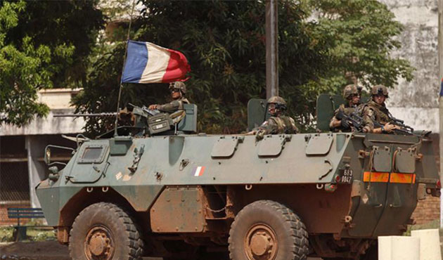 Burkina to probe alleged child abuse by French soldiers