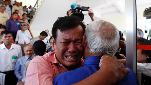 Cambodia's marks 'Day of Anger' of Pol Pot genocide