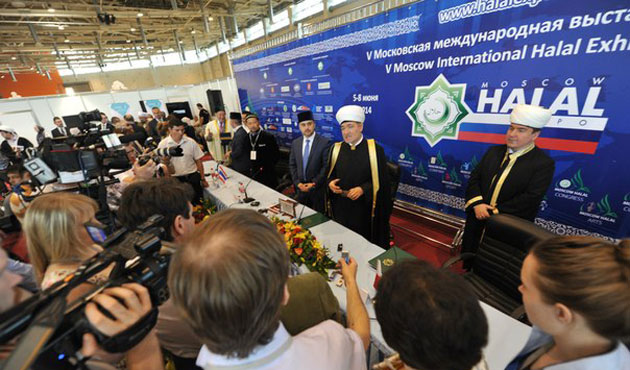 6th Moscow Halal Expo 2015 opens