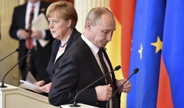 Merkel can't imagine Russia without democracy