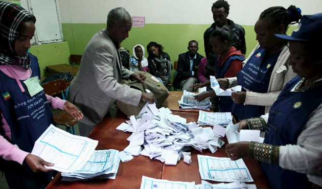 Vote counting has started across Ethiopia