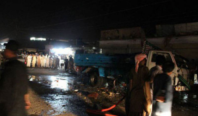 Bomb attack against son of Pakistan's president