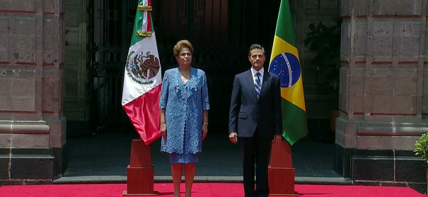 Brazil, Mexico sign expanded trade agreements