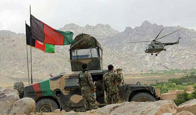 Afghan army general accused of drug trafficking