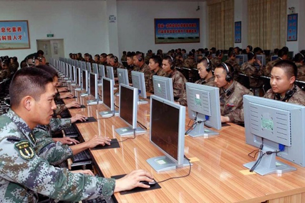 ​China's cyber plan to protect the state secrets