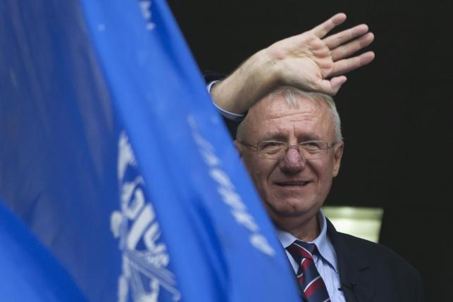 Seselj reelected as Serbia's Radical Party chairman