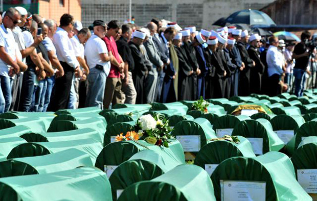 Bosnia commemorate the Prijedor massacre