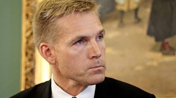 Danish rightwing pushes referendum for EU membership