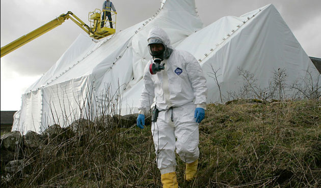 U.S shipped live anthrax samples to Canada