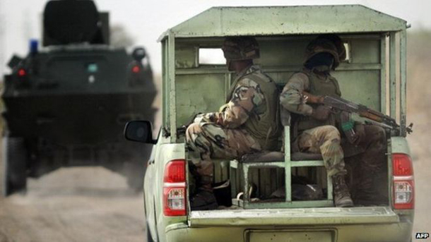 Boko Haram attack in southeastern Niger kills 32 soldiers