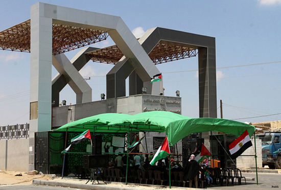 Gazans start hunger strike over Rafah closure