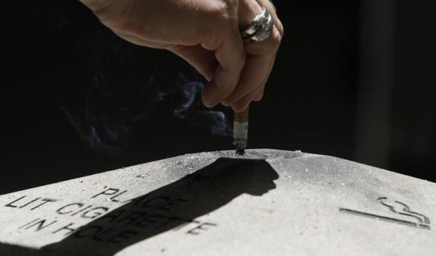 California votes to raise smoking age to 21 from 18