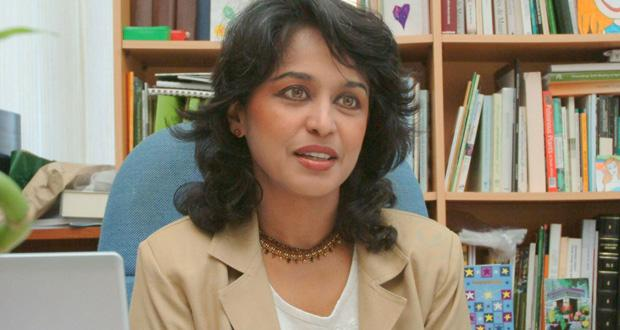 Mauritius appoints first woman president