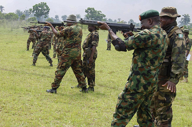 Nigerian army: Amnesty report is 'blackmail'
