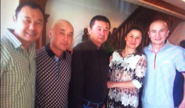 Exiled Uyghur leader son released from prison