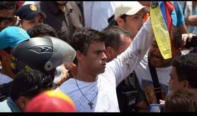 Venezuelan opposition leaders continue hunger strike