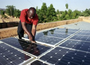 Africa clean energy investment for power