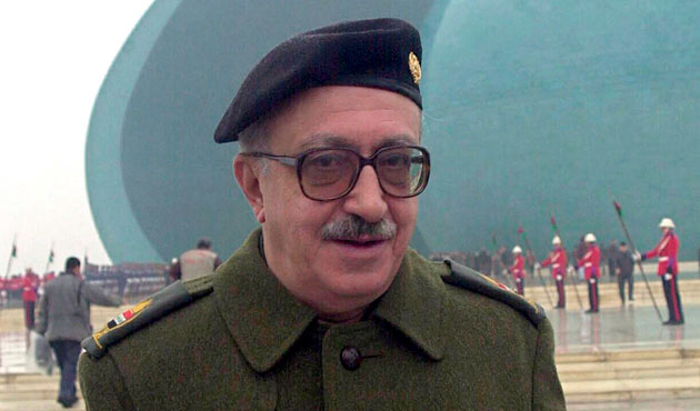 Tariq Aziz, Iraqi FM under Saddam, has died