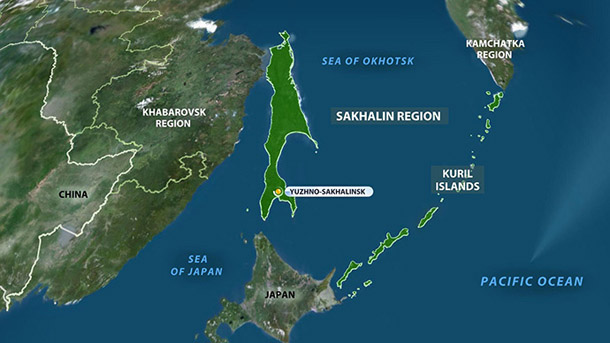 Russia to reinforce military on Kuril islands