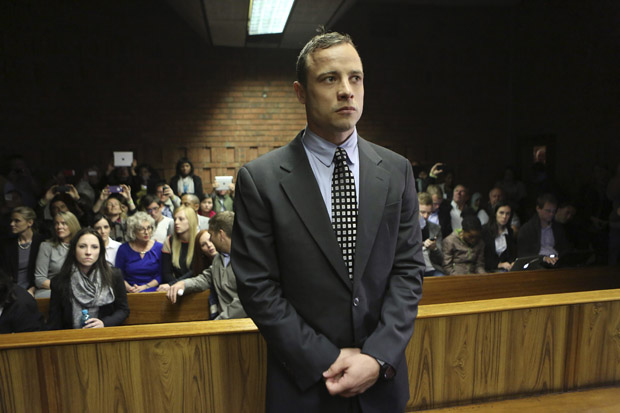 Pistorius to be released on parole in August