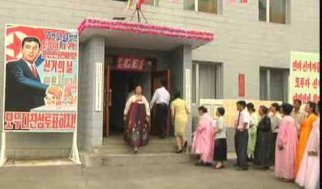 N. Korea sets date for local elections