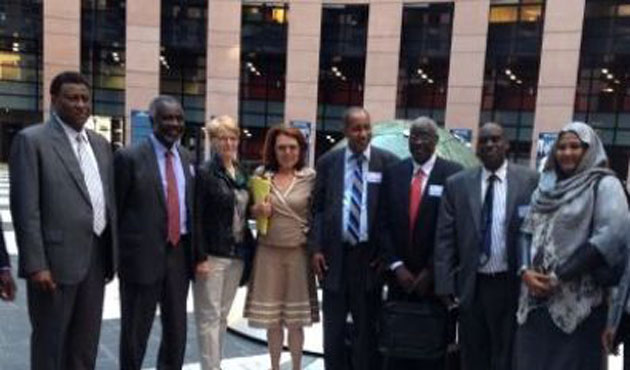 Sudanese govt prevents opposition leaders from travelling