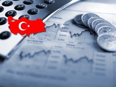 Turkey's GDP up 2.3 percent in first quarter