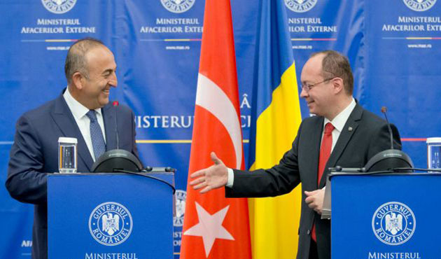 Turkish FM regrets lack of cooperation to stop ISIL