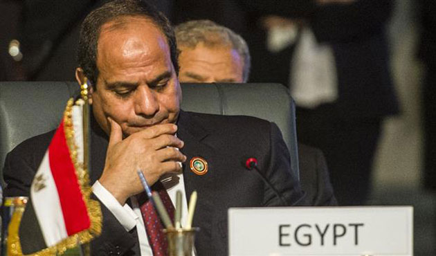Sisi cancels S.Africa visit after calls for arrest