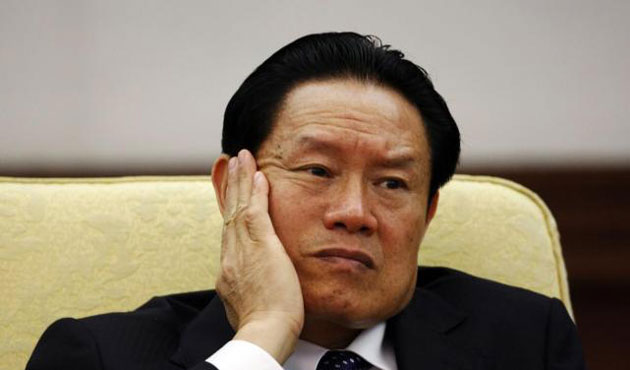 China's ex-security chief gets life sentence