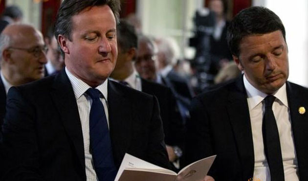 Cameron to meet Renzi on EU reform